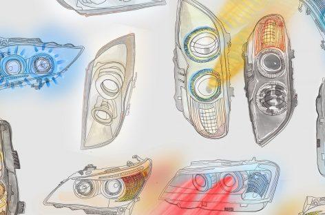 Инсталляция Мадлен Холландер «Восход/Закат» для проекта BMW Open Work by Frieze