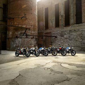 Обновленное семейство BMW R nineT