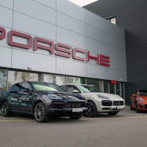Porsche: успех, невзирая на коронавирус: рентабельность 10,4 процента
