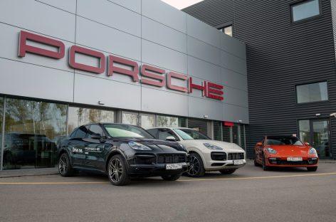 Результаты продаж 2020 года Porsche