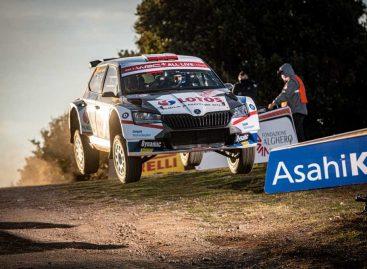 Ралли Сардиния: Понтус Тидеманд за рулем Škoda одержал победу в зачете WRC2