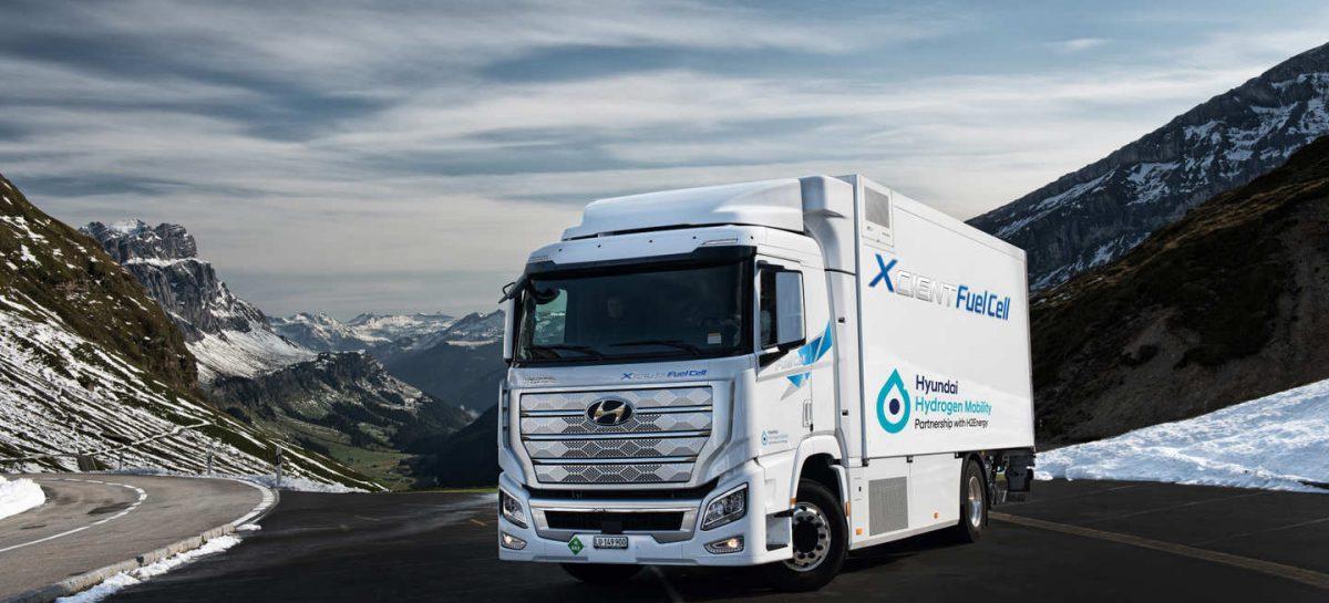 С поставкой грузовиков XCIENT Fuel Cell в Европу Hyundai начнет экспансию на мировые рынки