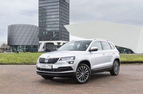 Škoda: старт приема заказов на Karoq с двигателем 1.6 MPI