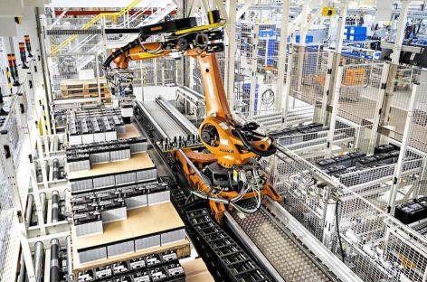 Škoda оптимизирует складскую логистику