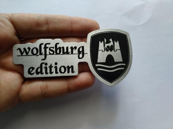 Вольфсбургский герб