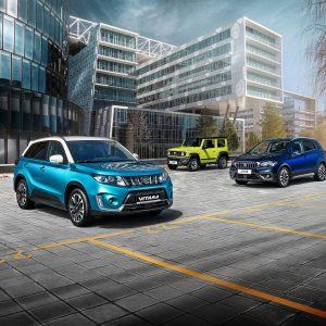 Suzuki подвела итоги по производству и продаже автомобилей