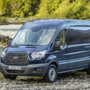 Продажи Ford Transit демонстрируют рост