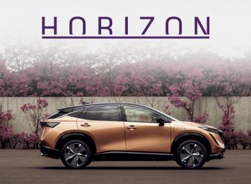 Вас приглашает Horizon: «путешествие в мир дизайна Nissan Ariya»