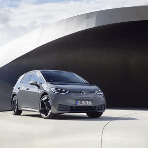 Пять звезд Euro NCAP для Volkswagen ID.3