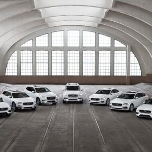 Новый дилерский центр Volvo открылся в Ростове-на-Дону