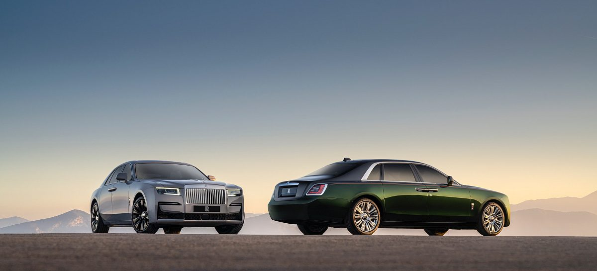 Совершенство в простоте: Rolls-Royce Ghost дебютирует в России