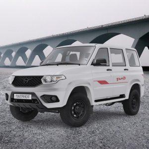 УАЗ поставит РЖД более 1500 автомобилей с телематическими сервисами