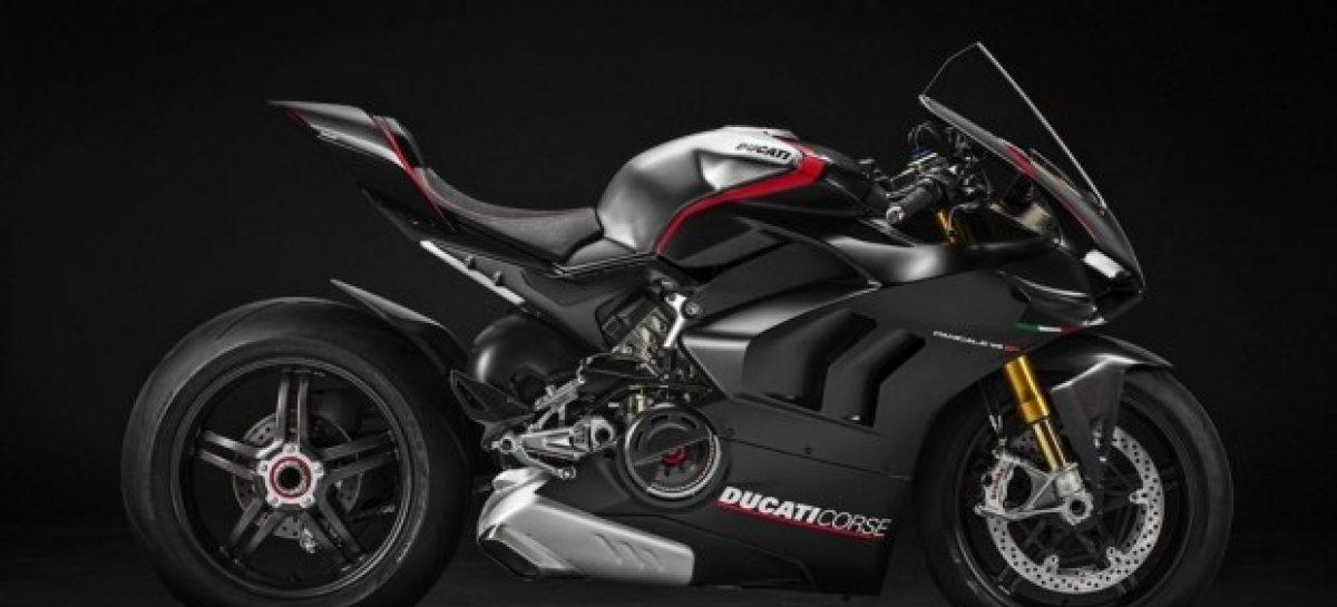 Ducati представила супербайк Panigale V4 SP