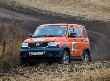 Команда УАЗ Спорт успешно финишировала на бахе «Тула»