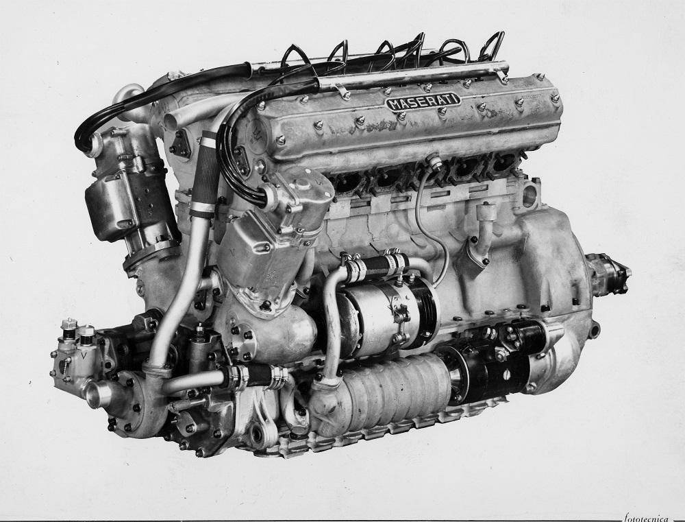 Maserati Tipo 300S
