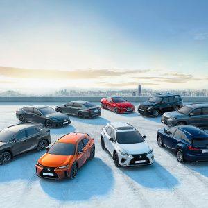 Lexus: 1 000 000 проданных автомобилей в Европе