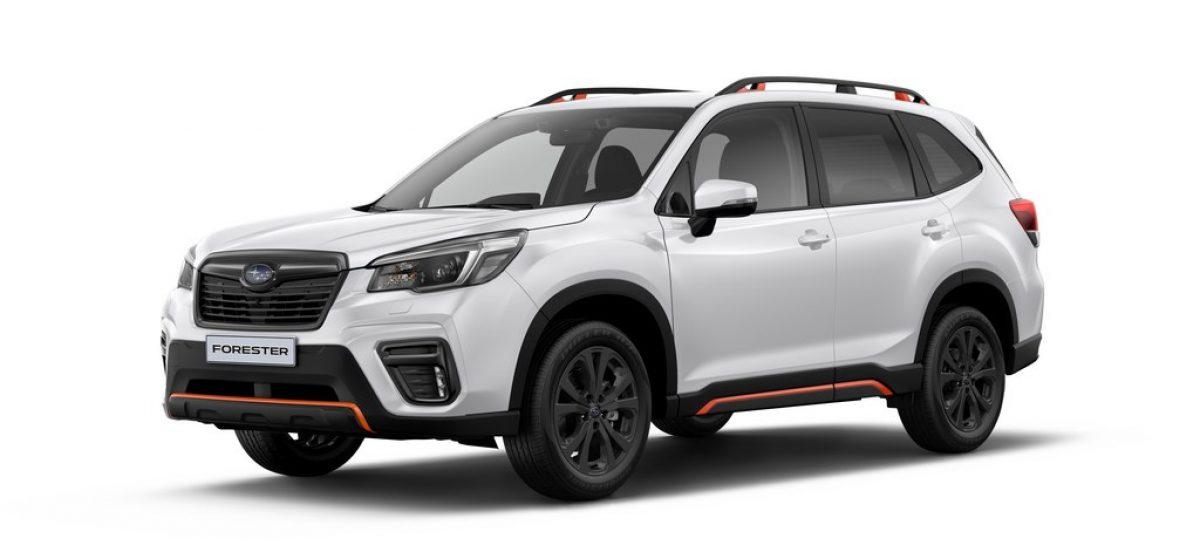 Старт продаж Subaru Forester Sport