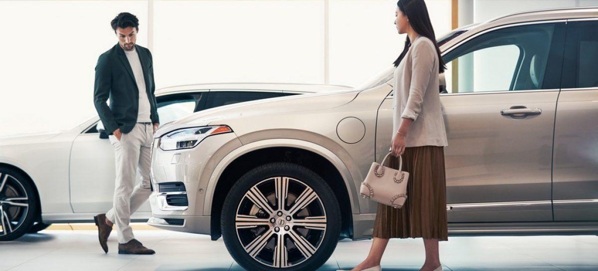 В Санкт-Петербурге открылся новый дилерский центр Volvo Car Family