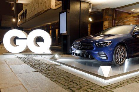 Mercedes-Benz на премии «GQ Человек года»