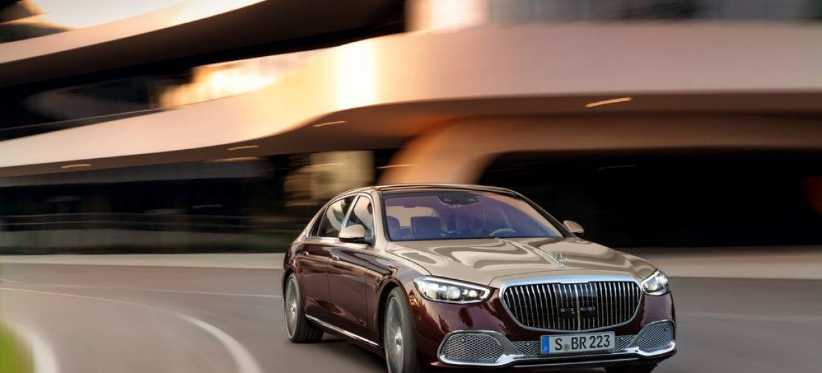 Новый Mercedes-Maybach S-Класс