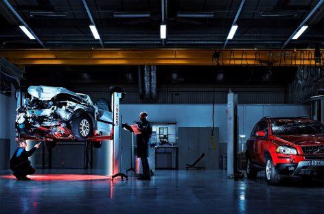 Группа по исследованию аварий Volvo отмечает свой юбилей
