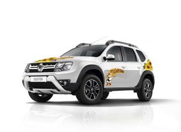 Renault Duster поступили в парк группы компаний «Мартин»
