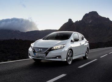 Декада эволюции Nissan Leaf
