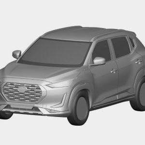 Nissan запатентовал в России очень дешевый кроссовер