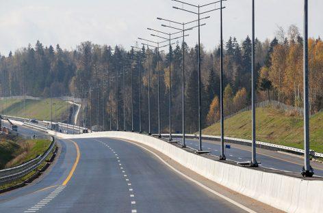 В Подмосковье откроется движение на новой объездной автомагистрали