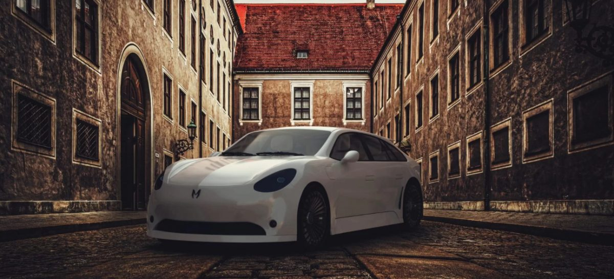 Российский электромобиль Monarch доступен для предзаказа