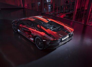 Коллаборация Lamborghini и Yohji Yamamoto на торжественном открытии шоу-рума Lamborghini Lounge Tokyo