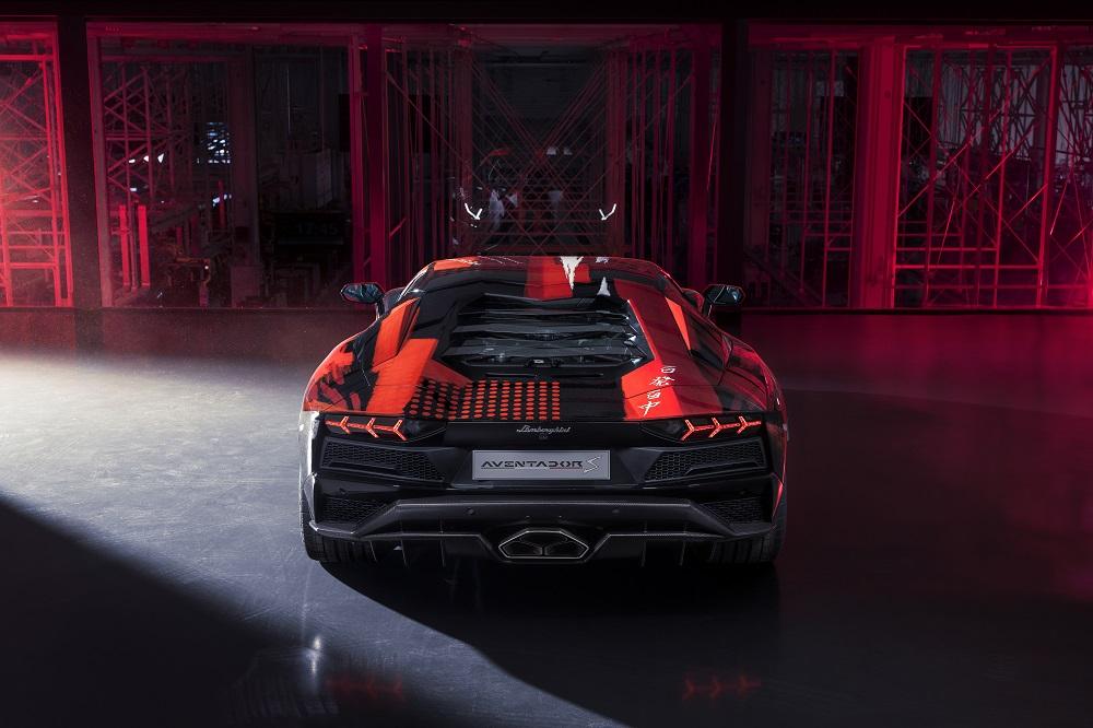Lamborghini и Yohji Yamamoto