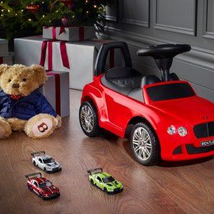 Коллекция изысканных новогодних подарков от Bentley
