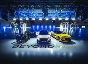 Bentley представляет стратегию Beyond100, направленную на лидерство в сфере устойчивой роскошной мобильности