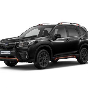 Subaru представил новый Forester Sport