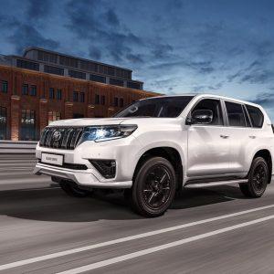Toyota Land Cruiser Prado в новой рекламной кампании