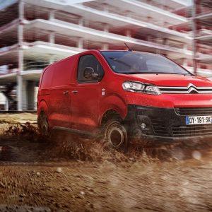 Фургоны Peugeot Expert 4х4 и Citroёn Jumpy 4x4 - победители конкурса  «Лучший коммерческий автомобиль года»