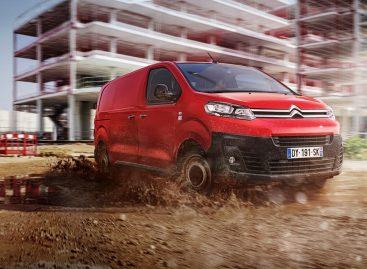 Фургоны Peugeot Expert 4х4 и Citroёn Jumpy 4×4 – победители конкурса  «Лучший коммерческий автомобиль года»