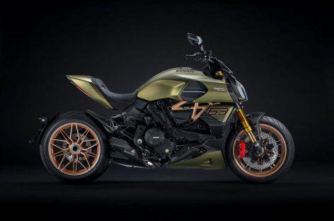 Уникальное произведение искусства: Мотоцикл Ducati Diavel 1260 Lamborghini, вдохновленный гиперкаром Sián FKP 37