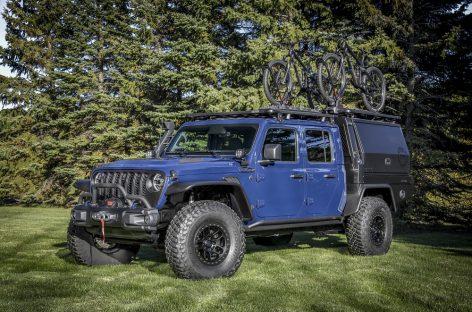 Mopar представило концепт-кар Jeep Gladiator Top Dog