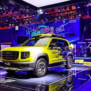 Great Wall Motor увеличила выручку до 306,4 млрд рублей