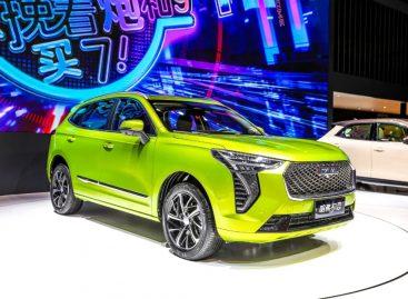 Great Wall Motor представила новинки на Международной автомобильной выставке GIAE-Гуанчжоу