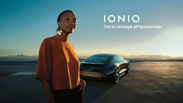 "Новый видеоролик: Hyundai IONIQ: ""I'm in Charge"""