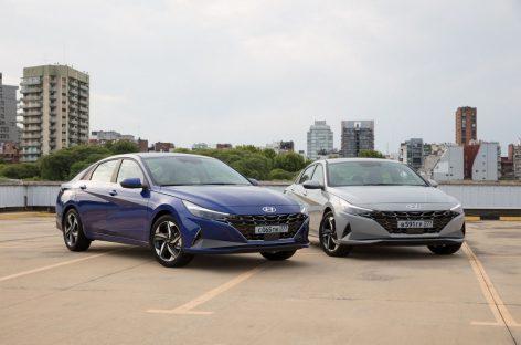 Hyundai представляет новое поколение модели Elantra для российского рынка