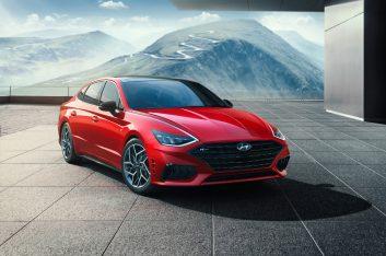 Hyundai представляет спортивную Sonata N Line 2021