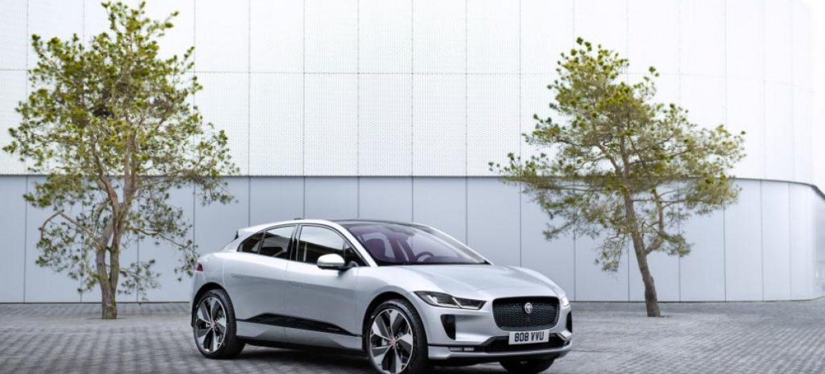 Jaguar Land Rover создает умную городскую систему для тестирования автономных транспортных средств