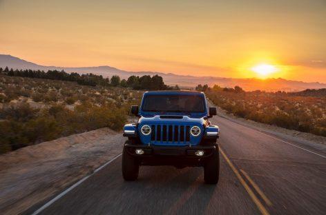 Jeep может поставить мотор V8 на пикап Gladiator