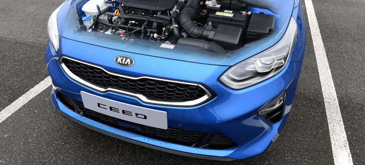 KIA расширяет линейку двигателей семейства Ceed