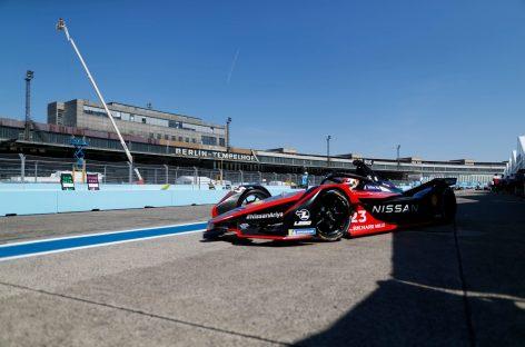 Команда Nissan e.dams готова к предсезонным тестам Формулы Е