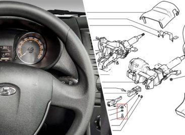 АвтоВАЗ проверяет крепления вилки рулевого управления Lada Granta